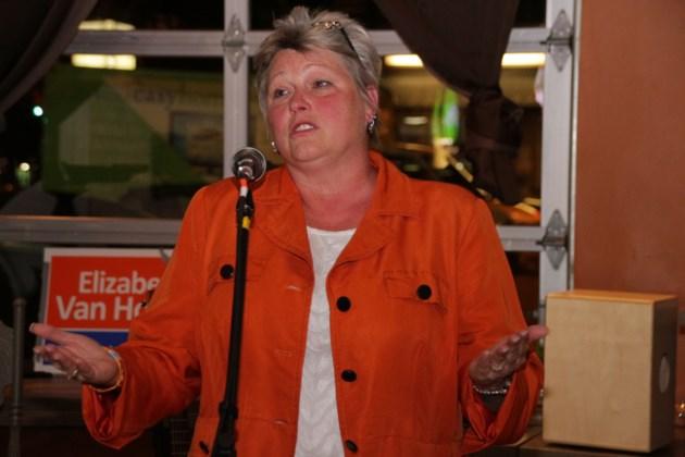 2018-06-07 Ont election Elizabeth Van Houtte