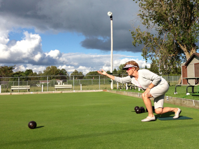 Do you want to have perfect form on the green? The Orillia Lawn Bowling Club is offering free sessions later this month.