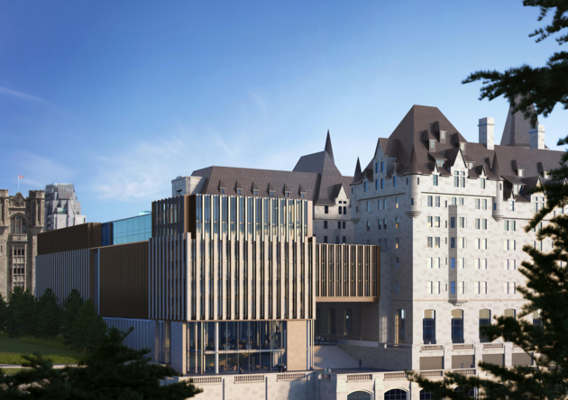 chateau laurier re-do 2