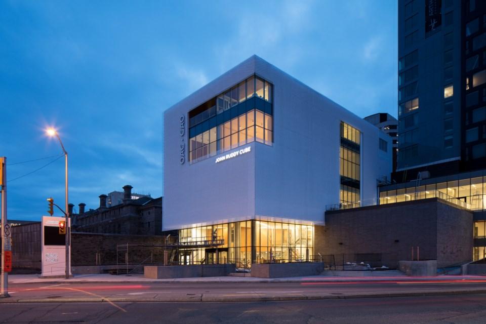 Ottawa Art Gallery. Photo/ OAG
