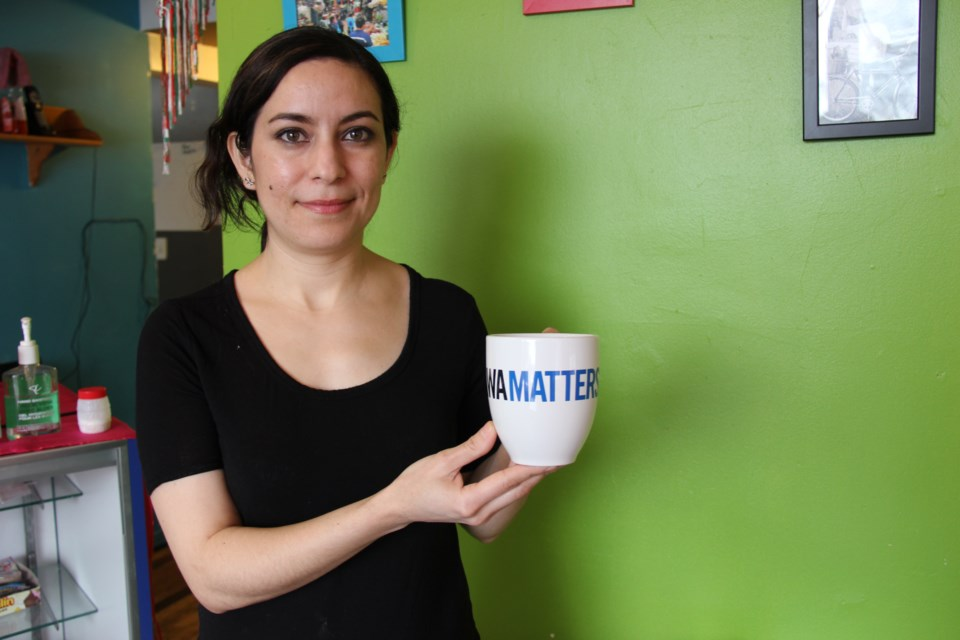 Soemy Sanchez opened Chilaquiles in Vanier last spring with her husband and their business partner, Fernando Gomez. Alex Robinson/OttawaMatters