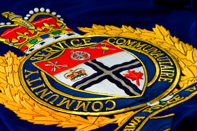 2017 Ottawa police badge generic1