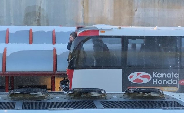 Three killed as Ottawa bus crashes into bus shelter