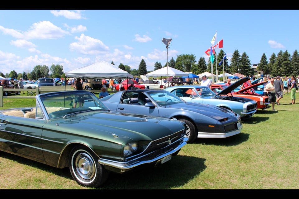 Ottawa Motor Enthusiasts Show Off Their Favourite Rides At Canadian - Muscle car shows near me