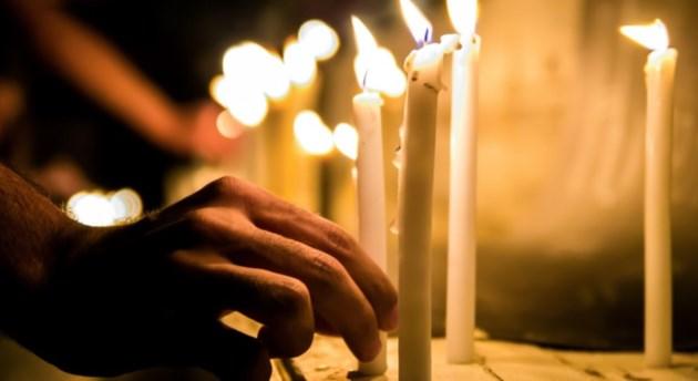 2019-03-15 Candlelight vigil shutterstock