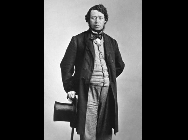 Thomas D'Arcy McGee, 1868. Photo/ Historical Society of Ottawa