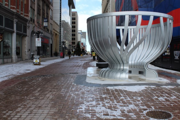 2018-03-04 Sparks Street Stanley Cup MV