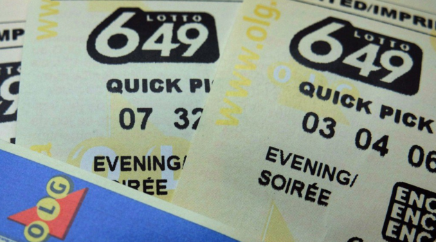 Lotto 649 Price