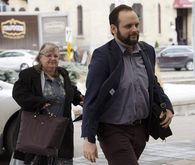 Joshua Boyle's estranged wife to continue testifying at his trial