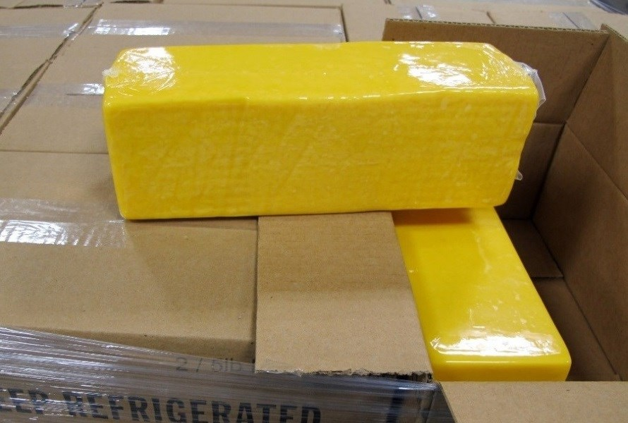 Man caught smuggling cheese into Canada gets $30K fine