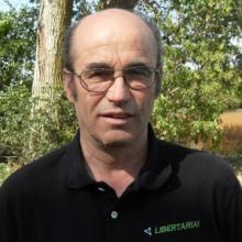 Ontario Libertarian Candidate for Carleton Jean-Serge Brisson. Photo/ libertarian.on.ca/Jean-Serge_Brisson