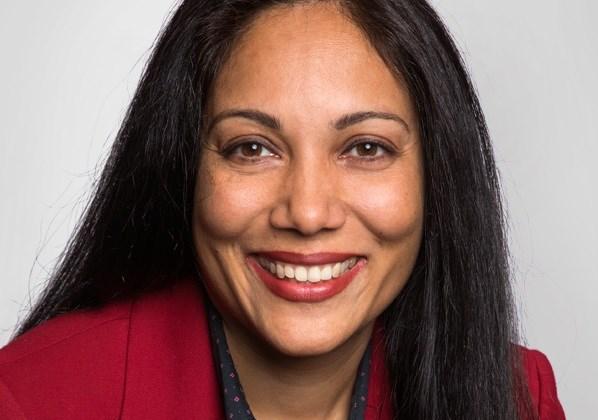 Ontario Liberal Party Candidate for Nepean Lovina Srivastava. Photo/ voteforlovina.com