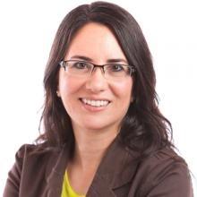 Ontario Libertarian Candidate for Stormont-Dundas-South Glengarry Sabile Trimm. Photo/ libertarian.on.ca