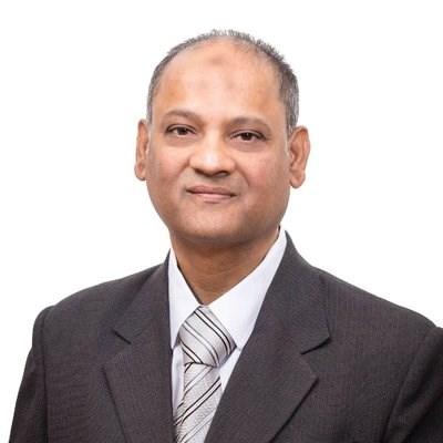 Ontario NDP Candidate for Nepean Zaff Ansari. Photo/ Zaff Ansari on Twitter