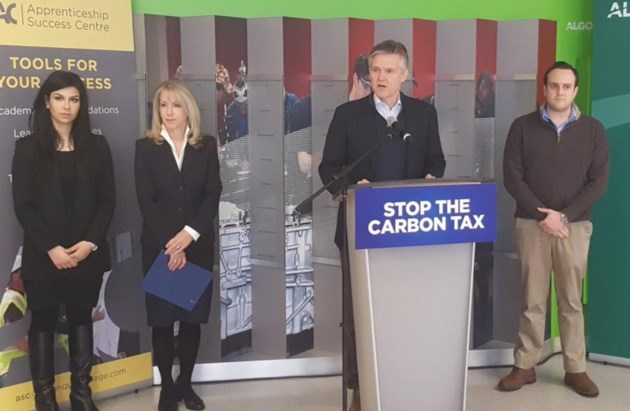 2019-03-14 CARBON TAX NEWS CONFERENCE