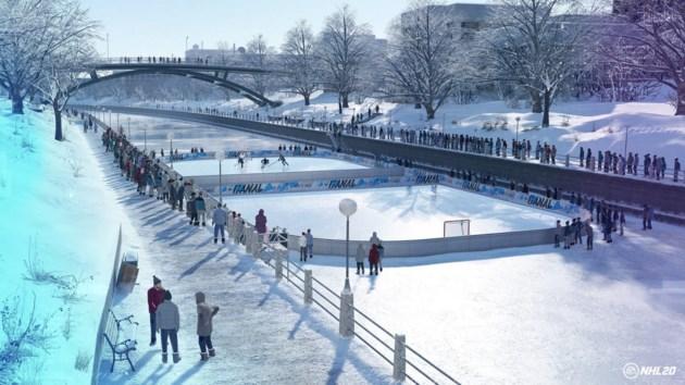 2019-06-24 NHL 20 Rideau Canal