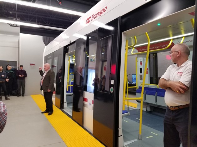 2019-03-04 LRT simulator O-Train