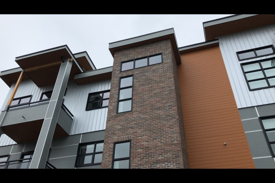 Bragg Developments first project is nine-unit condominium built and contracted entirely to local workers in Prince George (via Kyle Balzer)
