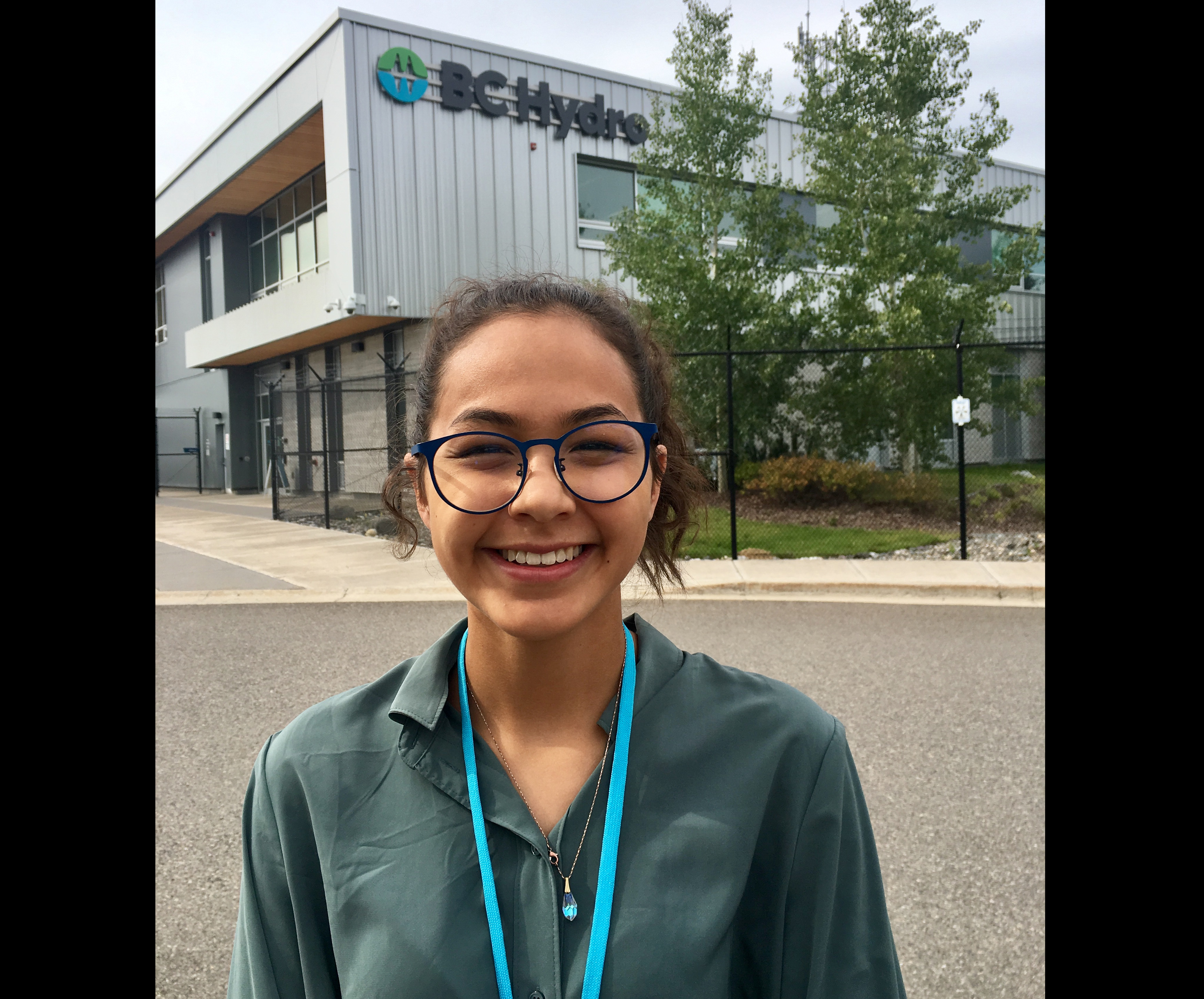 Prince George student finds her career calling from BC Hydro Scholarship