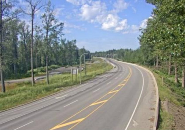 New northern B.C. highway improvements include roads near Prince George