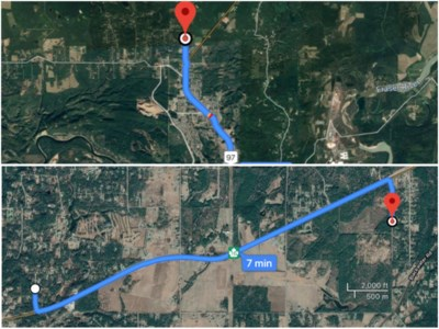 Hwy16 and 97 improvements