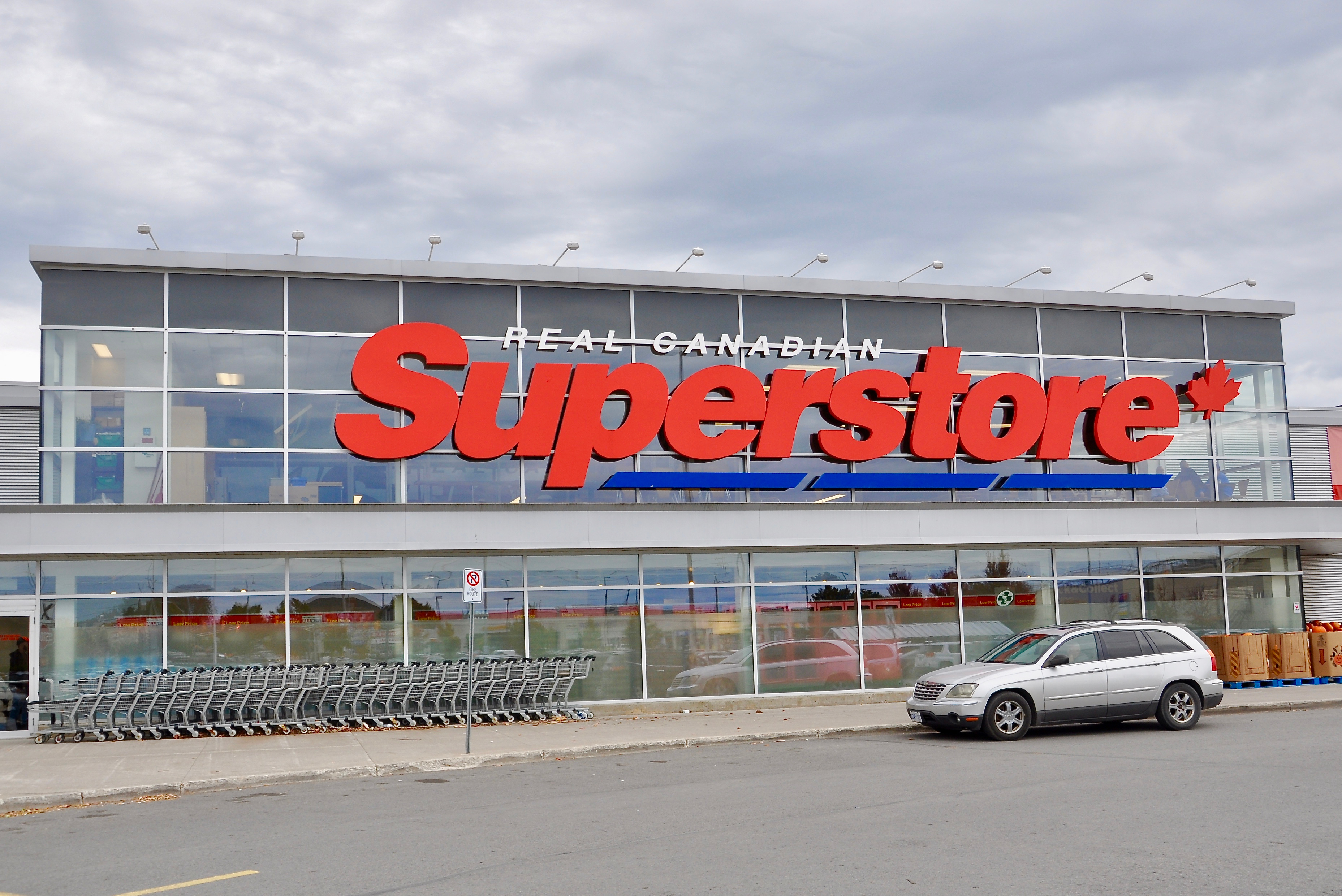 Superstore now has delivery, Prince George    and we tried
