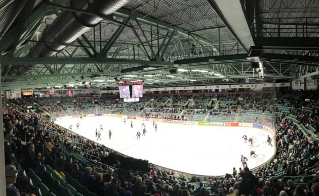 Cougars-Blazers-CN Centre 2019