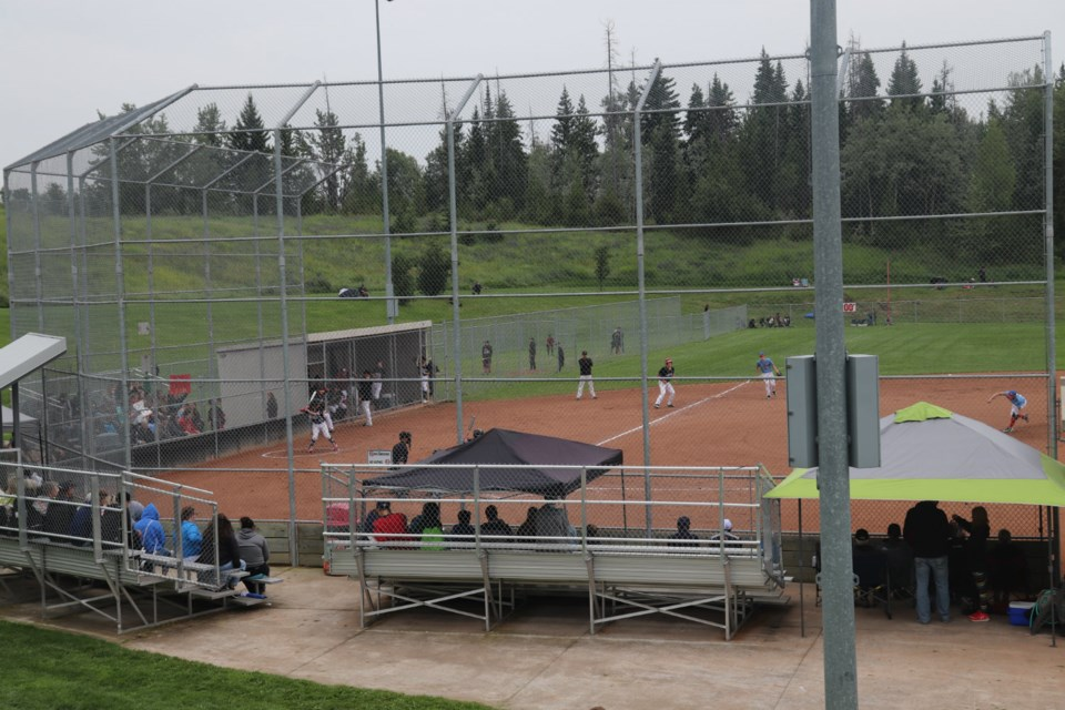 Prince George's Nechako Park hosts baseball, softball, and slo-pitch games for local teams and leagues (via Kyle Balzer)
