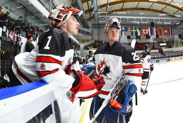 Taylor Gauthier Canada U18 7