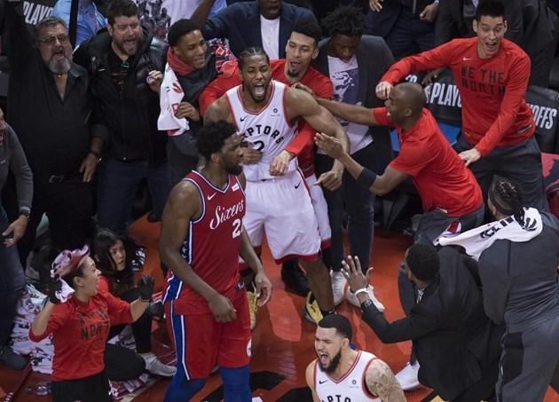 Toronto Raptors Game 7