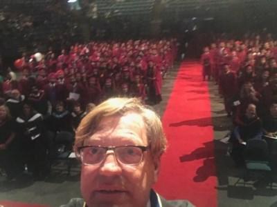 Henry Reiser selfie