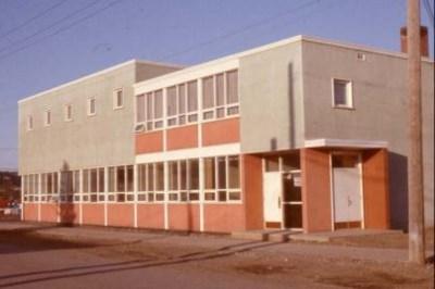 masonic hall 1950s