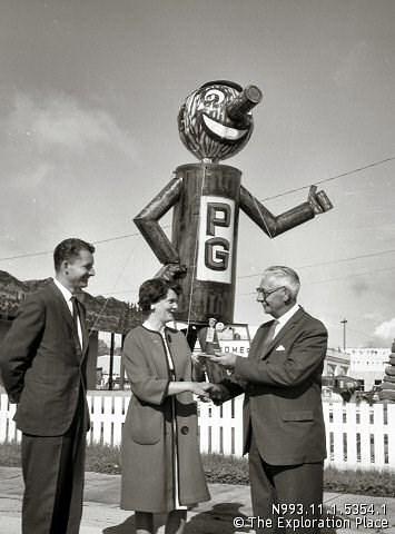 Mr. PG 1963