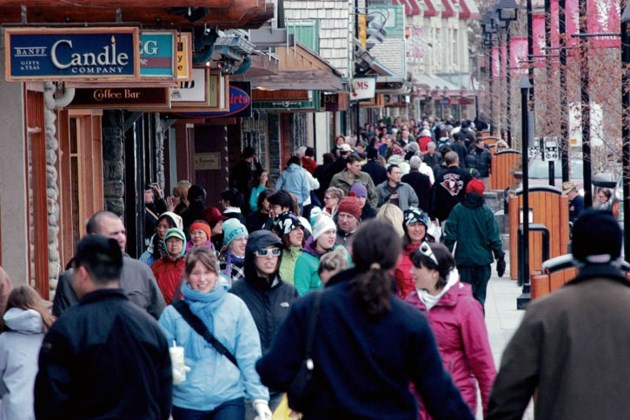 Businesses in Banff are welcoming the announcement that the temporary foreign workers hired in the tourism industry for periods of six months or less are exempt from the