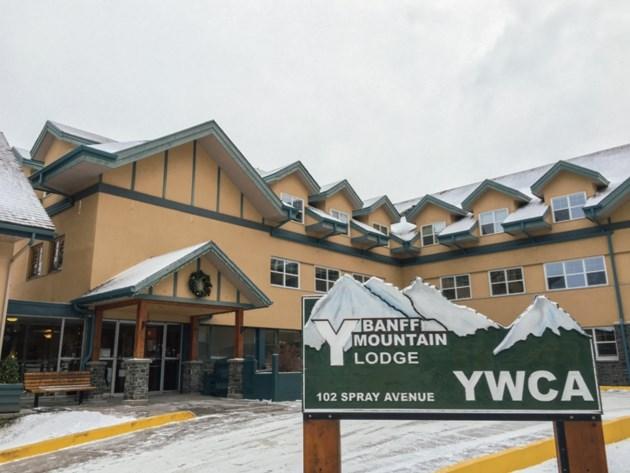 The YWCA in Banff.