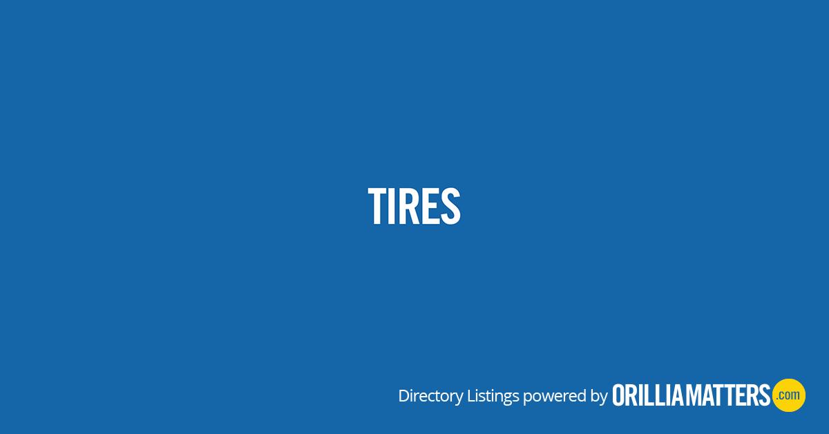 Orillia Tire Sales And Repair Orilliamatters Com
