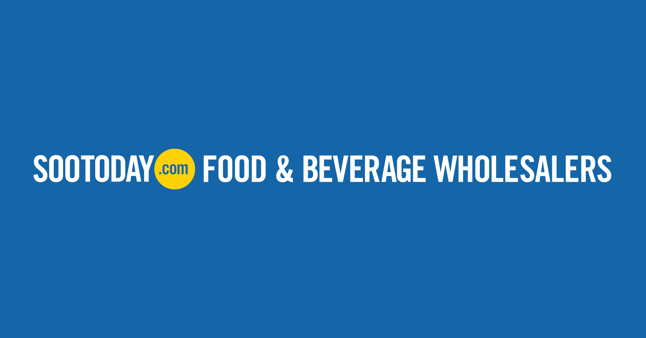 Sault Ste Marie Food and Beverage Wholesalers - SooToday com