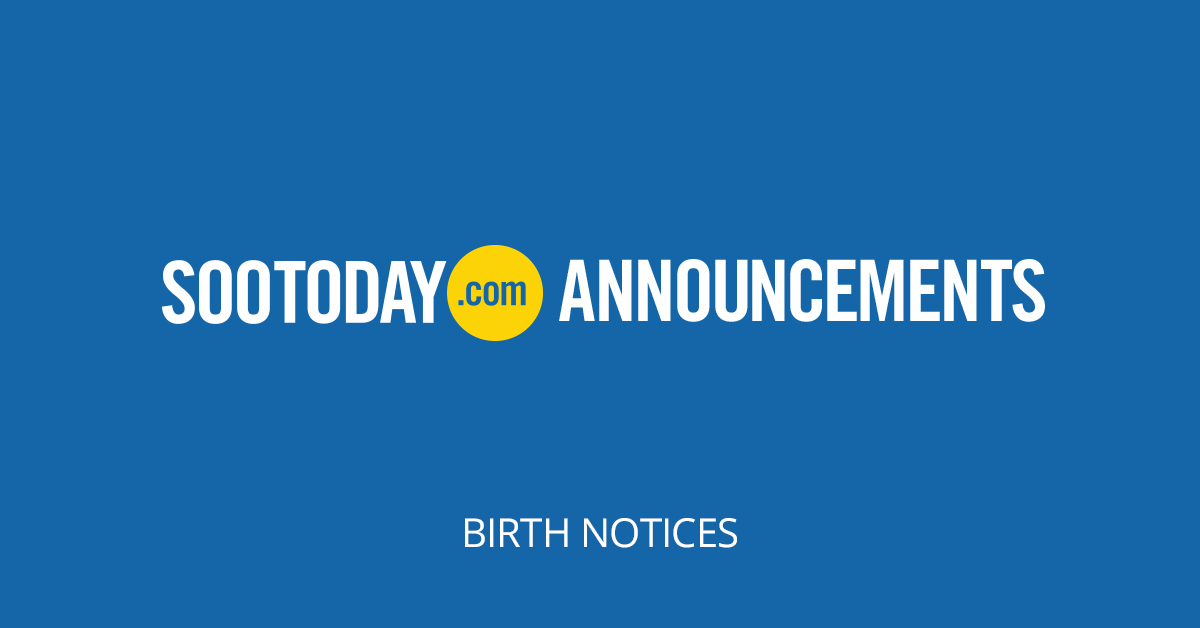Birth Announcements Sault Ste Marie Sootoday