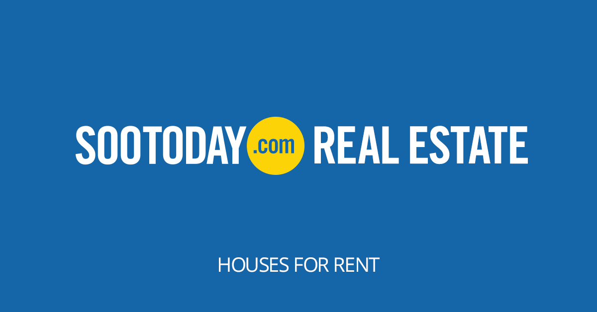 Houses for Rent - Sault Ste  Marie - SooToday com