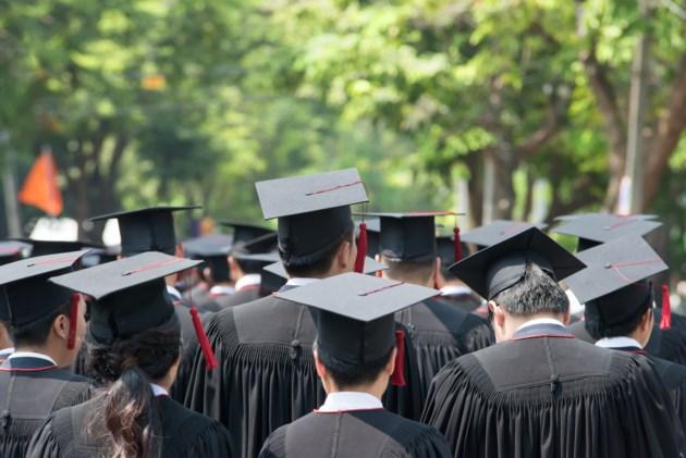 graduation shutterstock
