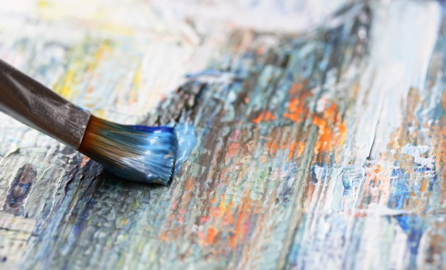 paint brush shutterstock