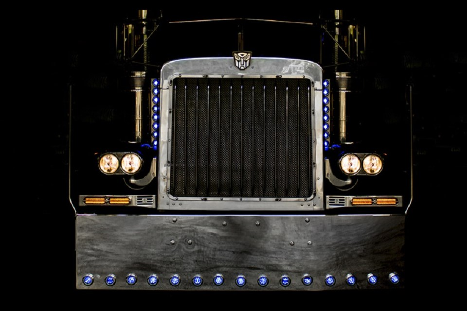 Optimus Prime Credit Barrett-Jackson