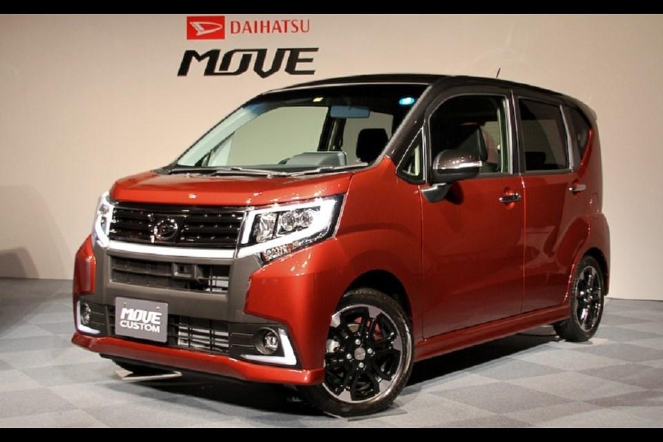 Daihatsu Move Credit Daihatsu