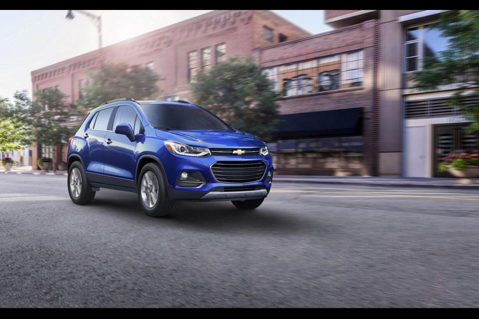 2017 Chevrolet Trax Credit Chevrolet