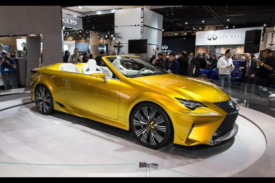Lexus LF-C2 Concept Credit Marc-André Gauthier