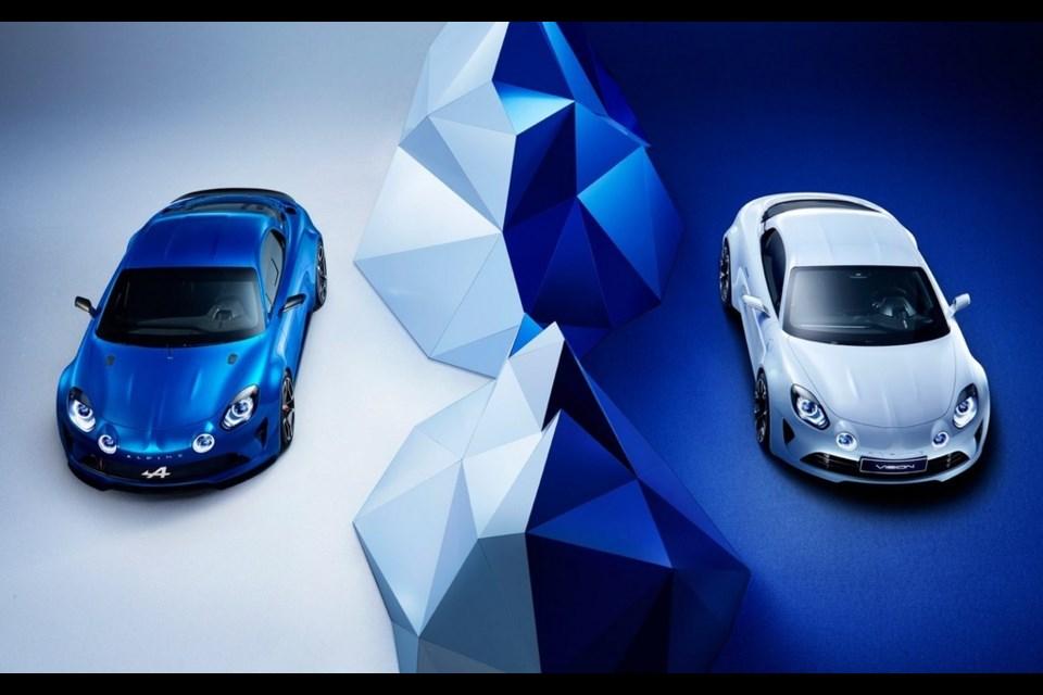 Alpine Vision Concept Credit Alpine