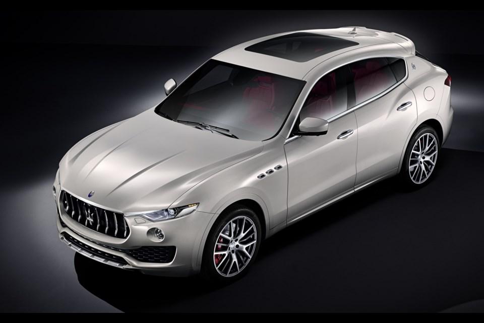 Maserati Levante Credit Maserati S.p.A.