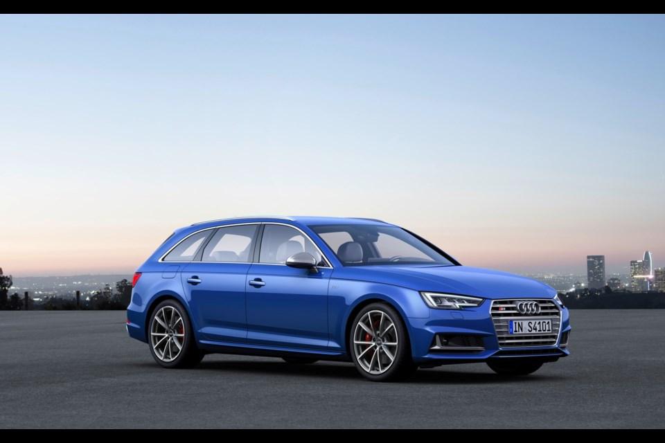 Audi S4 Avant Credit Audi