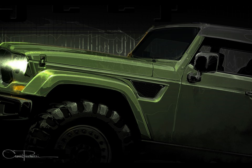 Jeep Crew Chief Concept Credit Jeep