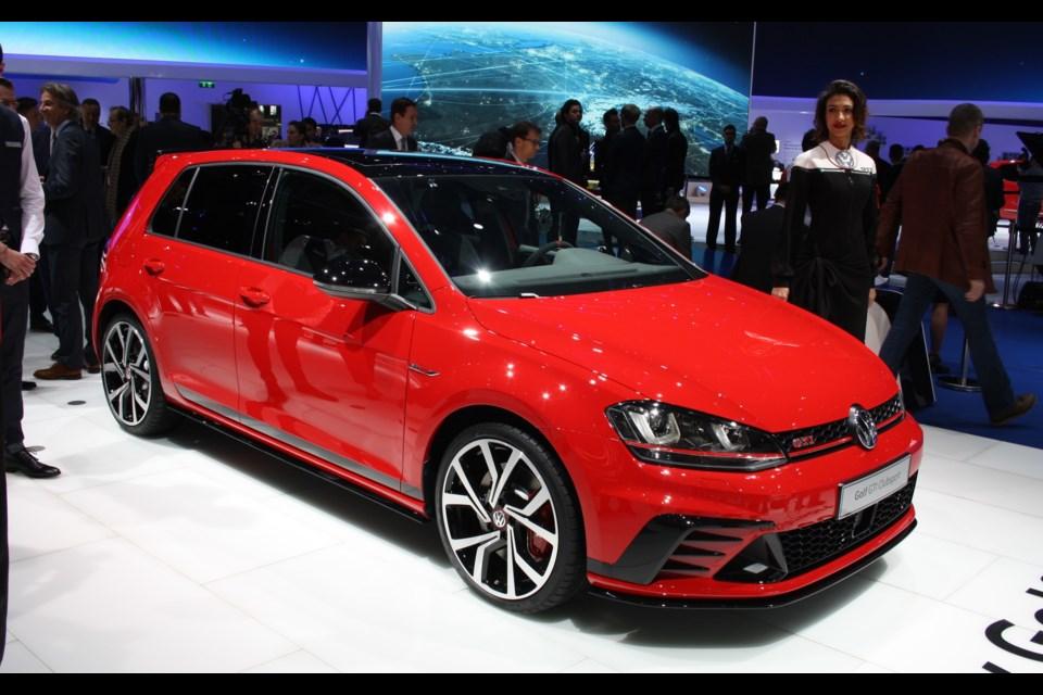 Volkswagen Golf GTI Clubsport Credit Michel Deslauriers